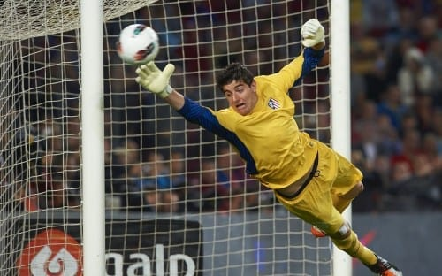 Best Football Goalkeepers Of 2014 - 3. Thibaut Nicolas Marc Courtois