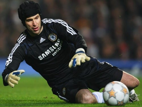 Best Football Goalkeepers Of 2014 - 4. Petr Cech