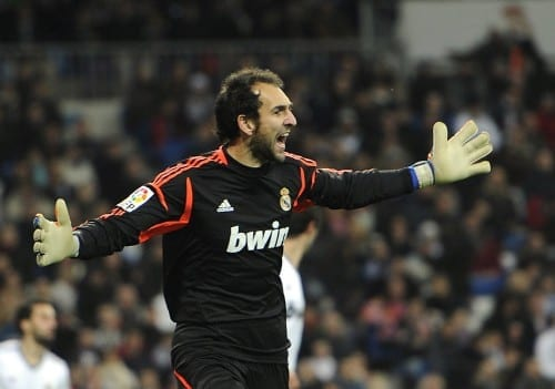 Best Football Goalkeepers Of 2020 - 6. Diego Lopez