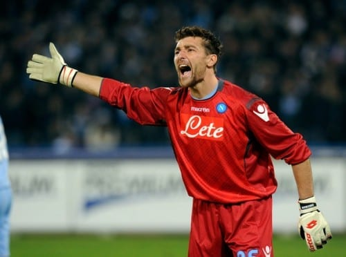 Best Football Goalkeepers Of 2014 - 8. Morgan de Sanctis