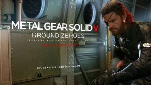 Best PC Games To Play In 2014 - Metal Gear Solid V