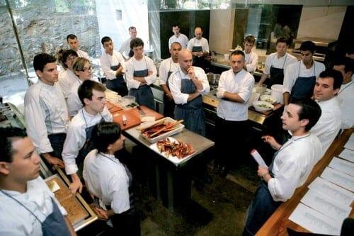 Best Restaurants In Spain -  El Bulli