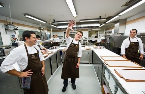 Best Restaurants In Spain -  Mugaritz
