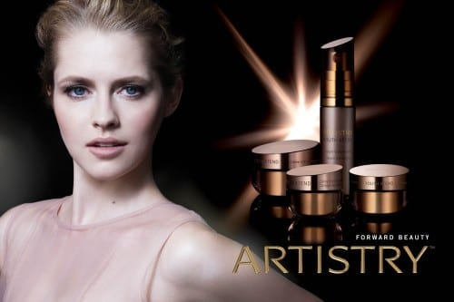 Best Selling Cosmetic Brand 2020 - Artistry