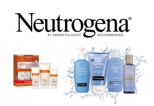 Best Selling Cosmetic Brand 2019 - Neutrogena