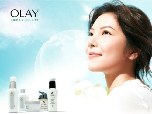 Best Selling Cosmetic Brand 2019 -Olay