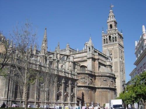 Catedral de Sevilla - Coolest Places To Visit In Seville