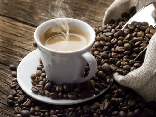 Coffee is destroying stomach
