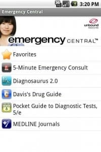 Emergency Central - most expensive android apps
