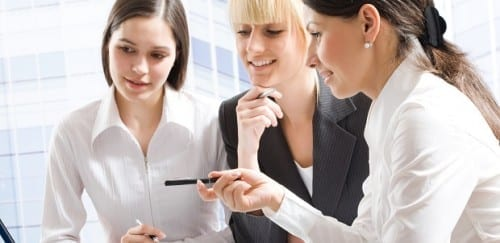 Female Employees In The Company
