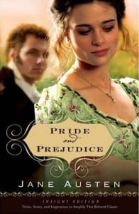 Greatest Romance Novel - Pride and Prejudice