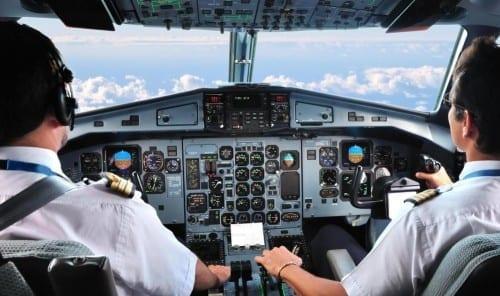 List of 10 Most Dangerous Jobs - 4. Aircraft Pilots