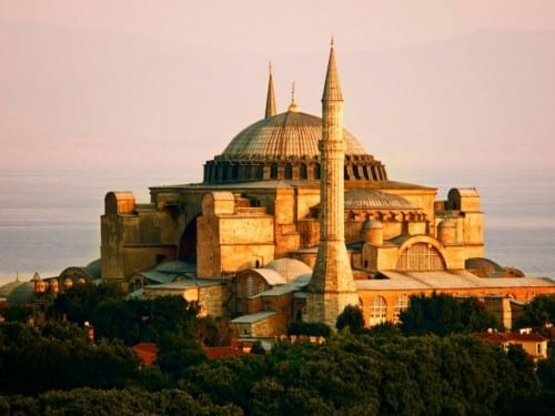 Most Beautiful Place To Visit In Turkey - Hagia Sophia