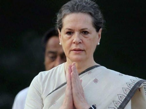Most Powerful Politicians 2020 - 9. Sonia Gandhi