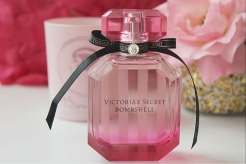 Most Seductive Perfumes For Women - Bombshell by Victoria Secret