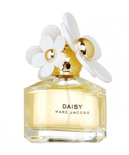Most Seductive Perfumes For Women - Daisy Perfume from Marc Jacobs