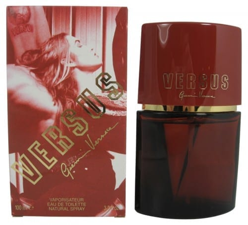 Most Seductive Perfumes For Women - Versus by Gianni Versac