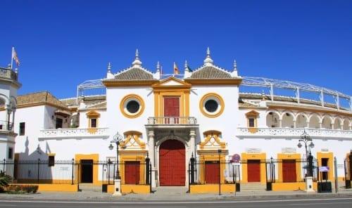 Plaza de Toros de la Maestra - Coolest Places To Visit In Seville
