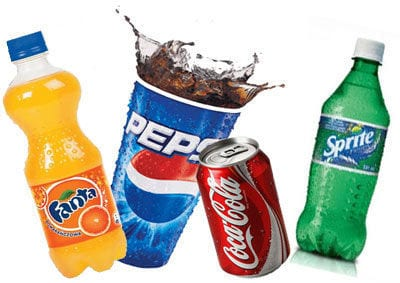 Soft Drinks are destroying your stomach