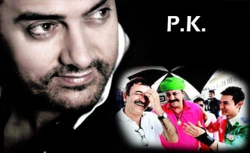 Upcoming Bollywood Movies 2014 - 2015 , P.K (Peekay)