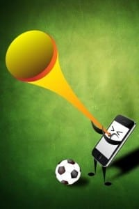 Vuvuzela World Cup Horn Plus - most expensive android apps