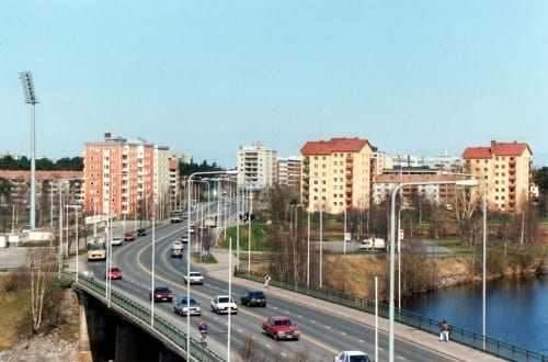 10 Most Weird Suicide Locations - Tuira Bridge, Oulu, Finland