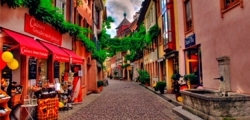 7. Freiburg, Germany - most cleanest cities