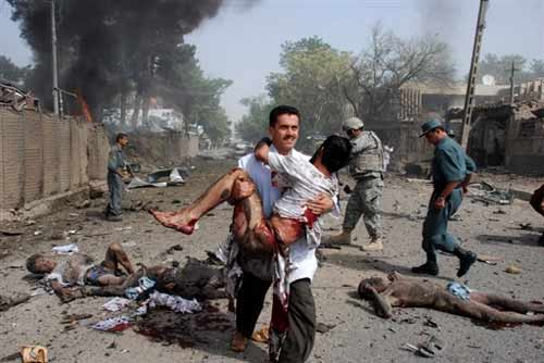 Afghanistan Operation- Brutal Military Operations