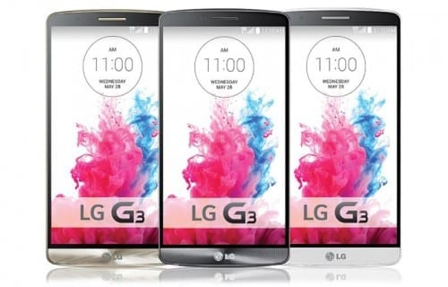 Best 4G Supported Smartphones - . LG G3