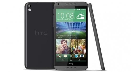 Best 4G Supported Smartphones - HTC Desire 816