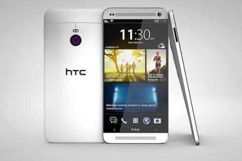 Best 4G Supported Smartphones - HTC One (M8)