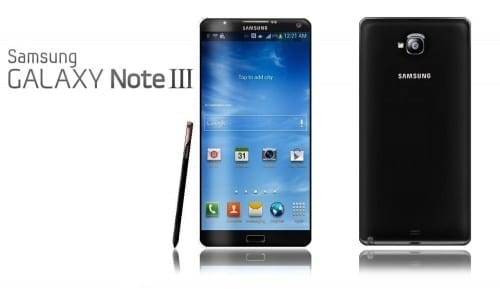 Best 4G Supported Smartphones - Samsung Galaxy Note 3