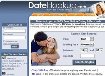 Free Dating Websites For Over 50s