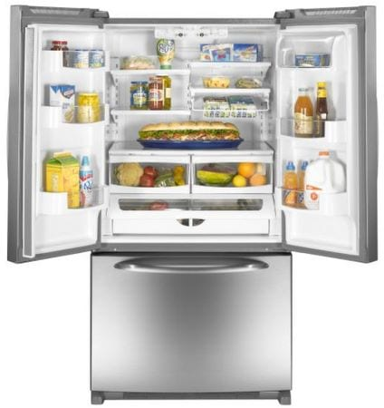 Best Refrigerators To Buy In 2018 - Maytag MFF2558VEM