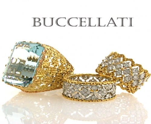 Buccellati - expensive jewelry Brands 2020