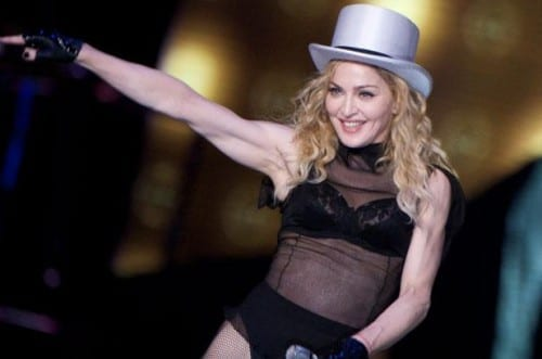 Controversial Hollywood Celebrities 2020 -  Madonna