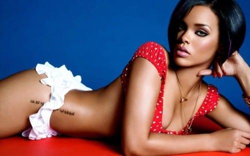 Controversial Hollywood Celebrities 2020 - Rihanna