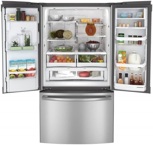 GE Profile PFE29PSDSS - Best Refrigerator to buy in 2018