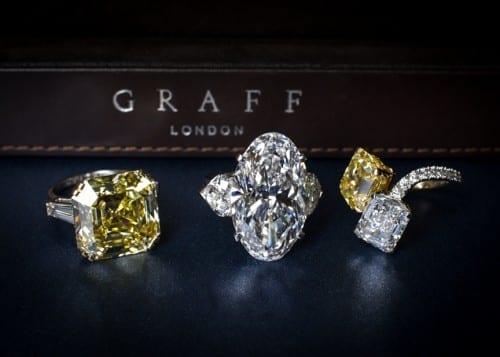 Graff Diamond - expensive jewelry Brands 2020