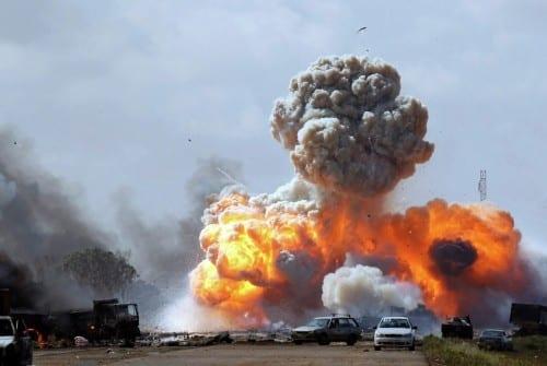 Iraq War - Brutal Military Operations