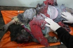 Israel Attack on Ghaza 2