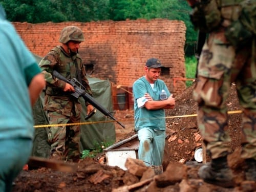 Brutal Military Crimes Named As Operations