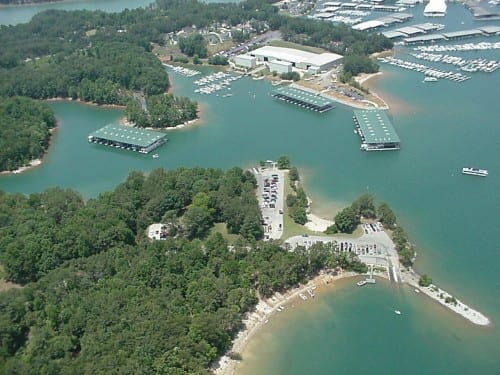 Lake Lanier, Georgia