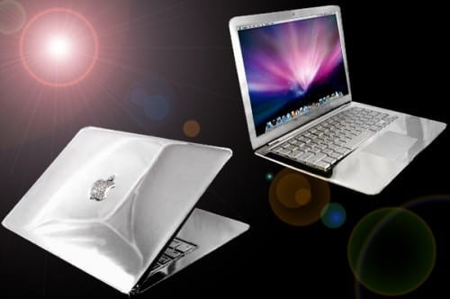 MacBook Air Supreme - world's 2nd most expensive laptop
