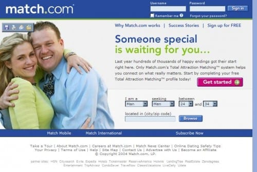 Match.com - world's best dating website 2020