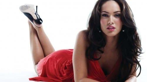 Megan Fox hot and sexy