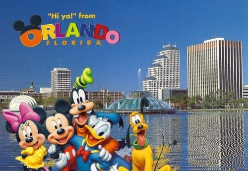 Most Amazing Places In Florida - 1. Orlando