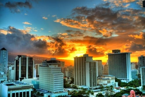 Most Cleanest Cities 2014 - 3. Honolulu, Hawaii