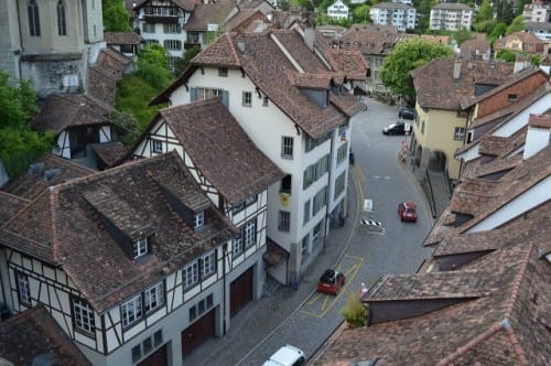 Most Cleanest Cities 2014 - 4. Bern, Switzerland