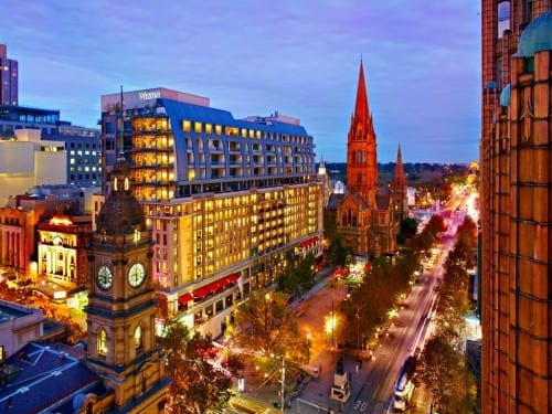 Most Cleanest Cities 2014 - 6. Melbourne, Australia